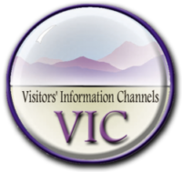 Visitors Information Channel Logo