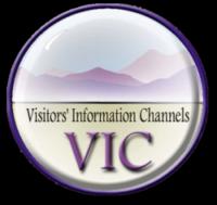 Visitors Information Channel Logo